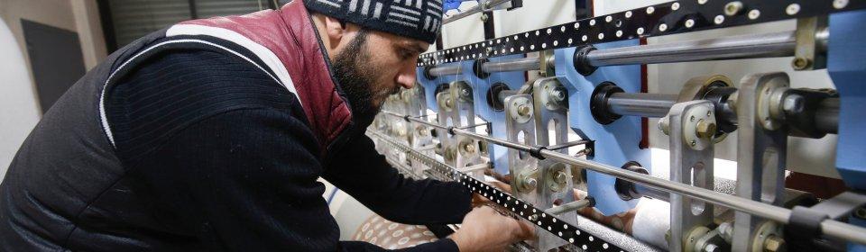 Refugee Employment