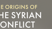 What's inspiring us - The Origins of the Syrian Conflict: Climate Change and Human Security