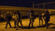 On the Refugee Route Part IV: Crossing Through Europe's Firewall
