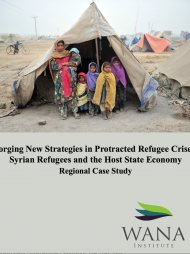 Forging New Strategies in Protracted Refugee Crises: Regional Study