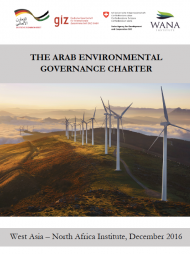The Arab Environmental Governance Charter