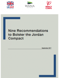 Nine Recommendations to Bolster the Jordan Compact