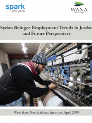 Syrian Refugee Employment Trends in Jordan and Future Perspectives