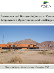 Investment and Business in Jordan to Create Employment: Opportunities and Challenges