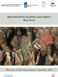 Reconceptualising Security: Why Now?
