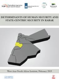 Determinants of Human Security and State-Centric Security in Karak