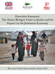 Executive Summary: The Syrian Refugee Crisis in Jordan and Its Impact on the Jordanian Economy