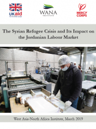The Syrian Refugee Crisis and Its Impact on the Jordanian Labour Market