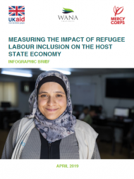 Measuring the Impact of Refugee Labour Inclusion on the Host State Economy