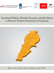 Sectarian Politics, Human Security, and the Quest to Prevent Violent Extremism in Lebanon