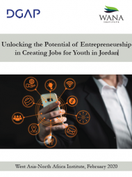 Unlocking the Potential of Entrepreneurship in Creating Jobs for Youth in Jordan