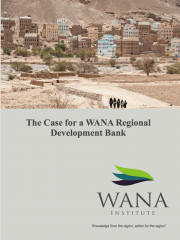 The Case for a WANA Regional Development Bank