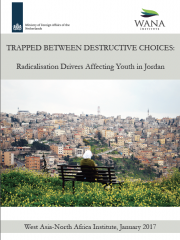 Trapped Between Destructive Choices: Radicalisation Drivers Affecting Youth In Jordan