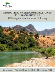 Promoting Water Cooperation in the WANA Region: Widening the Base for Water Diplomacy