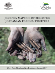 Journey Mapping of Selected Jordanian Foreign Fighters