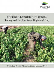 Refugee Labour Inclusion: Turkey and the Kurdistan Region of Iraq