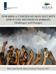 Towards a Unified Human Security and P/CVE Method in Jordan: Challenges and Changes