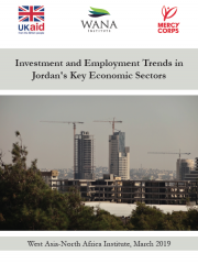 Investment and Employment Trends in Jordan's Key Economic Sectors