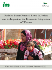 Position Paper: Parental Leave in Jordan and its Impact on the Economic Integration of Women