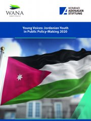 Young Voices: Jordanian Youth in Public Policy-Making 2020
