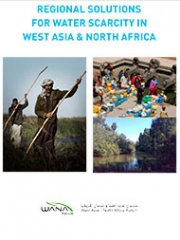 Regional Solutions for Water Scarcity in West Asia & North Africa