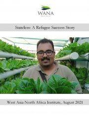 Stateless: A Refugee Success Story