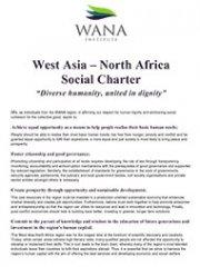 الميثاق الاجتماعي لغرب آسيا وشمال أفريقيا